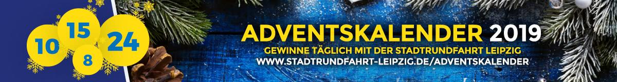 Adventskalender der Stadtrundfahrt Leipzig GmbH auf www.stadtrundfahrt-leipzig.de
