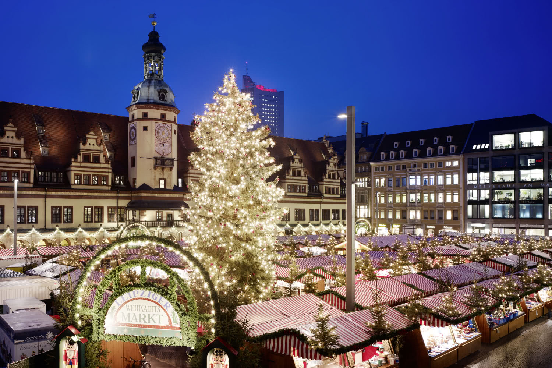 Weihnachten in Leipzig: Die schönsten Unternehmungen im Advent