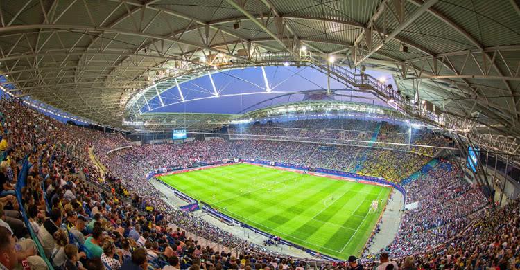 Stadionführung Leipzig